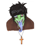 murdoc by monkey-sluts