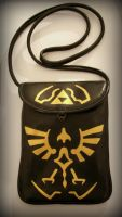 Legend of Zelda Woman's Purse by ScissorWizardCosplay