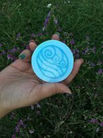 Water Tribe Soap by misssharshar