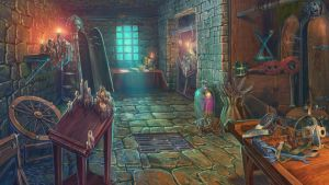 Chamber of inquisitor by julijuly