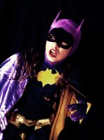 66 Batgirl Cosplay - Big Trouble? by ozbattlechick