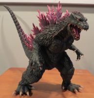 T's Facto Godzilla 2000 by Legrandzilla