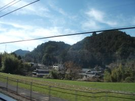 On the way to Koya San Japan by chaobreeder16
