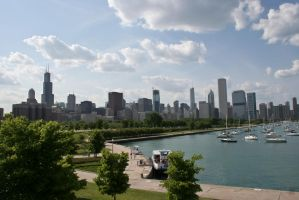 Chicago stock 20 by Random-Acts-Stock