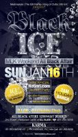 Black Ice Flyer by AnotherBcreation