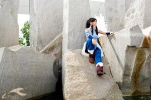 The Legend of Korra by Hamano--Ayumi