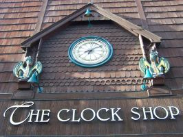 The Clock Shop by Puppy-41