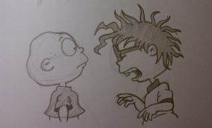 Rugrats by STRUDELL
