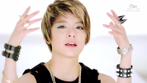 [SC] f(Amber) - Electric Shock MV by imawesomeee03