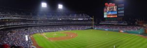 Citizens Bank Park by ecidream