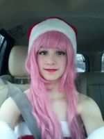 Christmas Luka Cosplay by Fainting-Ostrich