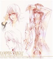 Vampire Knight : Night 003 by mrsloth