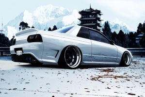 Nissan Skyline R32 by Marko0811