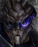 Garrus::work04:: by GamingHedgehog