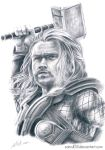 Avengers Age of Ultron - Thor by samui153