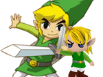 buddy poke-LINK by KIERAMANDY