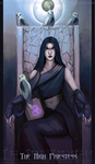 Commission - Narcisse The High Priestess by Serpentwined