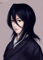 Kuchiki Rukia - BLEACH by ChanpART
