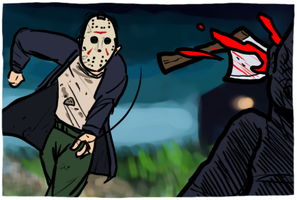 Friday the 13th (2009) by theEyZmaster