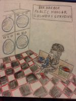 Noreen hates Laundry by Northwestern-Viola13