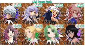 LLS Icons Pack by xMissEllax