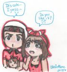 It's Cute...I Guess... by cleris4ever