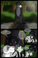The Jungle StoryII -page02 by KittyWolves