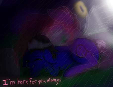 I'm Here For You, Always by Rainbowdashyay