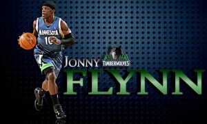 Jonny Flynn Wallpaper by rhurst