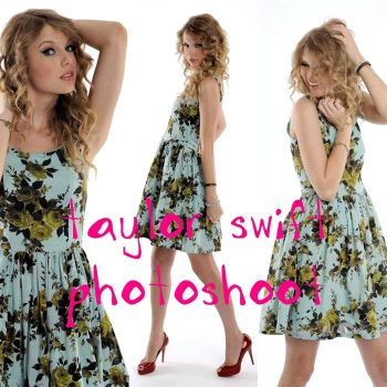 Taylor Swift Photoshoot by VeroEditions