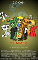 2006: The Nanoless Summer by wingedweewoo
