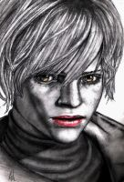 Heather Silent Hill 3 by RebellionAngel