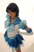 cosplay Sailor Mercury - 10 by sadakochan87