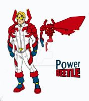 DC Beyond: Power Beetle by Needham-Comics