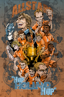 Football Netherlands team by Jan-ilu