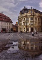 Sibiu - culture and art by CrystalMrose