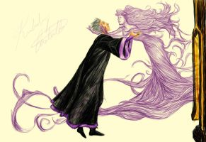 Day 24 - Favorite Disney Villain Song by kimberly-castello