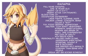 Radapha Profile by Jcdr