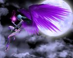 Moon Angel by Seraphoid