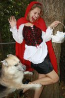 Red Riding Hood Photo Shoot 03 by Manda-of-the-6