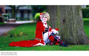 Pandora Hearts: Gardens by Emi-zone