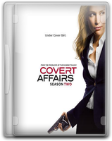 Covert Affairs - Season 2 by Movie-Folder-Maker