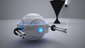 Orbot (smoke simulation) by dye-the-eye
