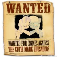 Equestria's Most Wanted-The Spoiled Duo by snakeman1992
