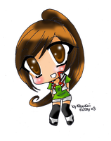 Gift.:Chibi Nanako:. by Desiree-U