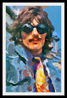 George Harrison by nicollearl