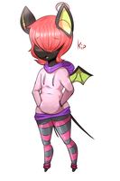 Possible Future Armonia Character: Kip by ScoIipedes