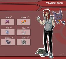 Trainer Eden Reference by EccentricEvee