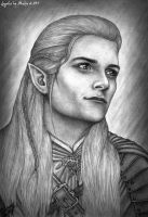 Legolas by Akadio