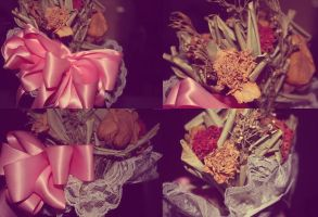Wedding Bouquet by amandaehr
